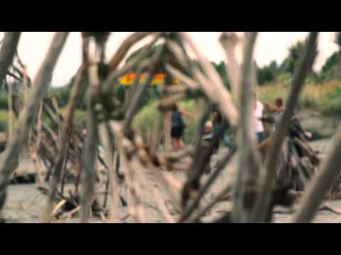 Hokitika - Driftwood and Sand Event, Beach Art - West Coast, New Zealand