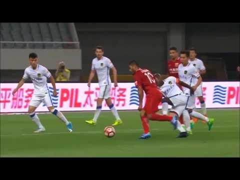 Hulk top 5 goal Shanghai SIPG 2017 [HD]
