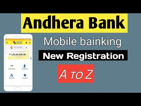 AB TEJ Mobile Bainking New Registration & Fund Transfer Mobile & DTH Recharge All in one