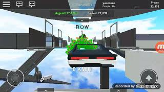 I explode the map of car Crusher 2 (roblox)