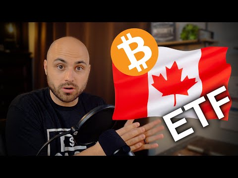 New Canadian Bitcoin ETF! Plus New RISKS for $BTC Investors