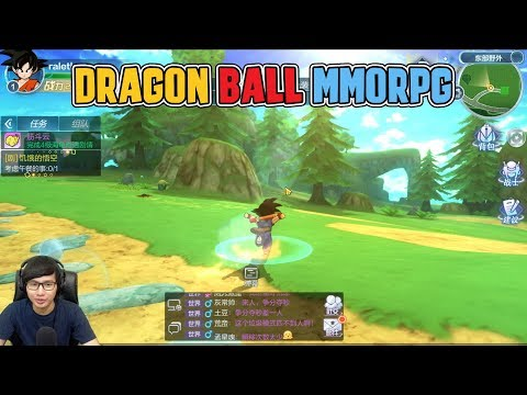 Wah Gile MMORPG Ini - Dragon Ball Strongest Warrior (Android)