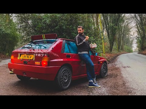 Lancia Delta Integrale FINAL EDITION – First Drive Review! Modern Classics Ep 4