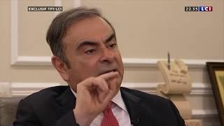 L'interview intégrale de Carlos Ghosn