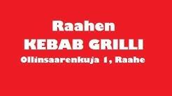 TESTI: KEBAB LOHKOPERUNOILLA, Raahen Kebab Grilli, Raahe