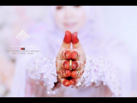 | WEDDING DAY | KUSHAIRI & KHUZAIMAH |