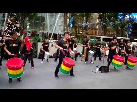 Samba Reggae & Pelo