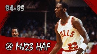 Michael Jordan Highlights vs 76ers (1985.03.30) - 38pts, Crowds get Crazy!