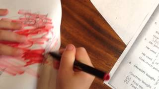 How to draw Kai from Ninjago for 3/4 yr olds