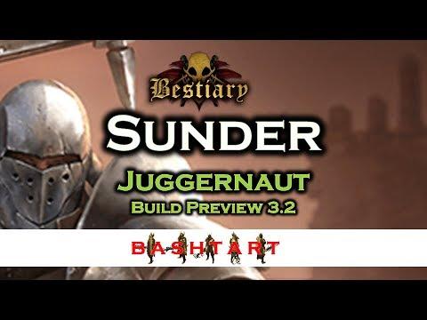 Sunder    Build