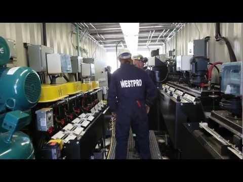 Westpro Machinery Inc. - Containerized Pilot Plant.mp4