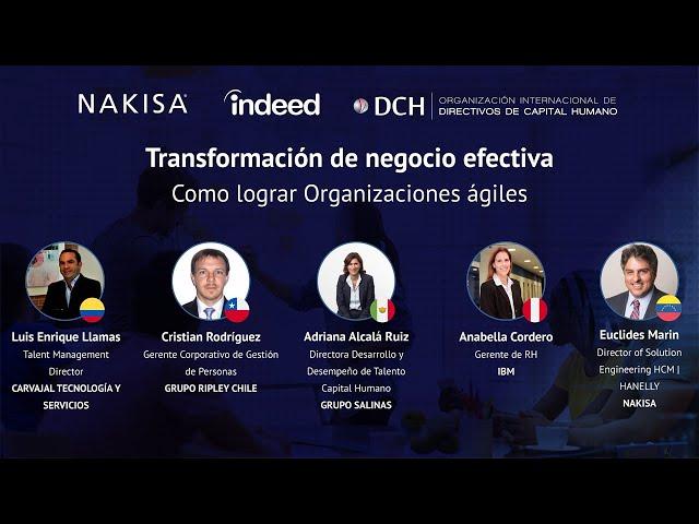 Transformación de negocio efectiva: Cómo lograr organizaciones ágiles