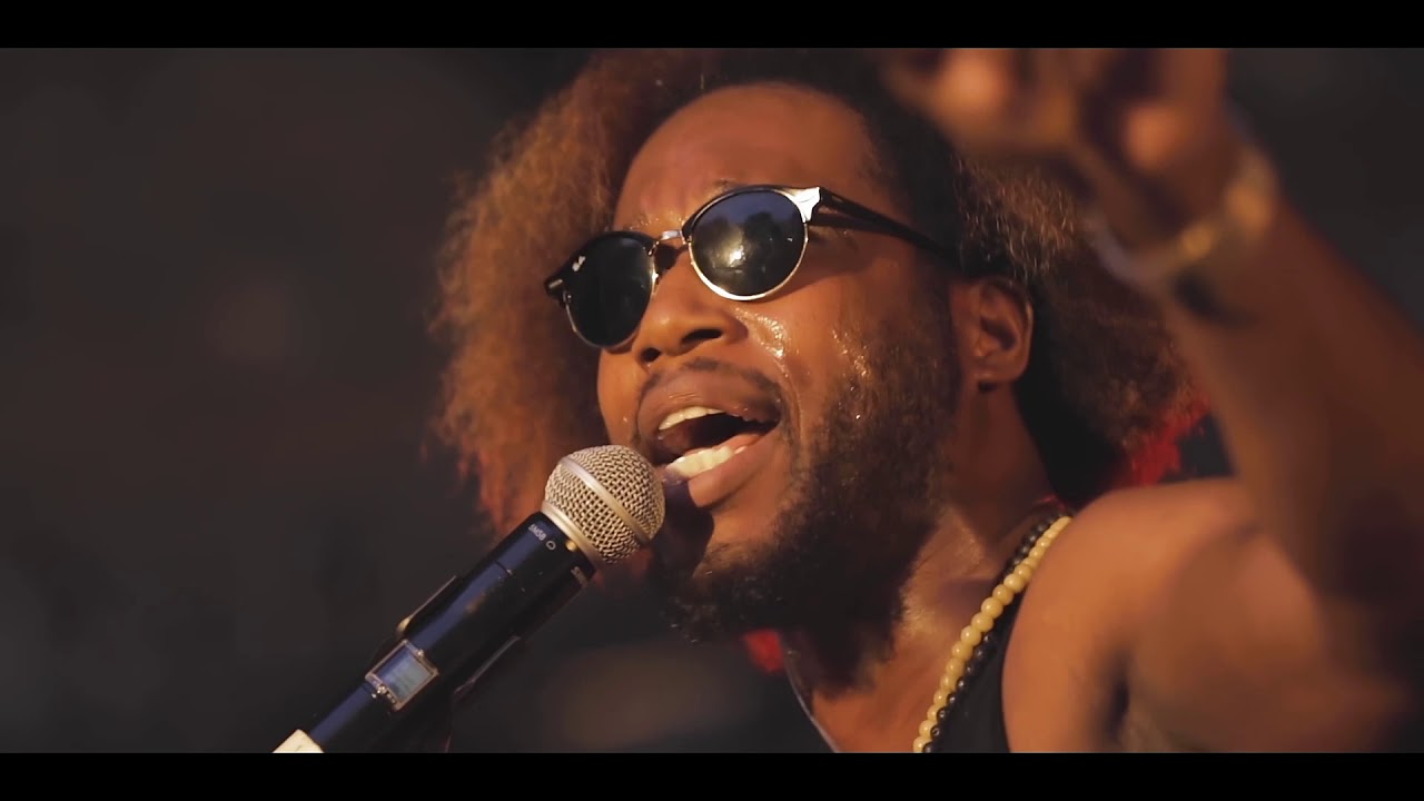 "(Official) Future x Sounds & SummerStage: Cory Henry tribute to Stevie Wonder ""Higher Ground"" (Live)"