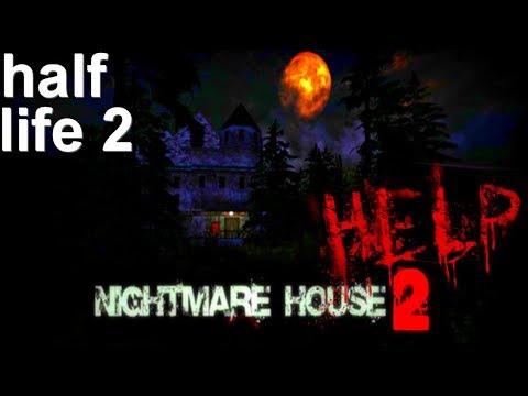 Half-Life 2 Nightmare House 2 САМЫЙ СТРАШНЫЙ ДОМ УЖАСОВ В Half-Life СТРИМ