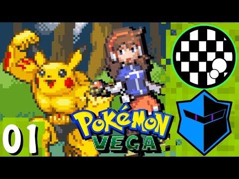 Pokemon Vega   PART 1   w/Andrew