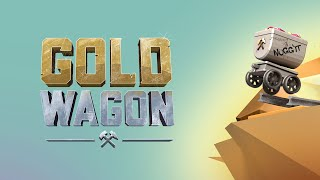 Official Gold Wagon - Get rich or explode tryin' (by Squareform GmbH) Launch Trailer (iOS)