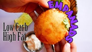Low Carb Empanadas | Keto Mexican Recipes - Cooking Video | Fantasy Football Failures