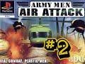 Army Men Air Attack #2 - Going Car-Razy