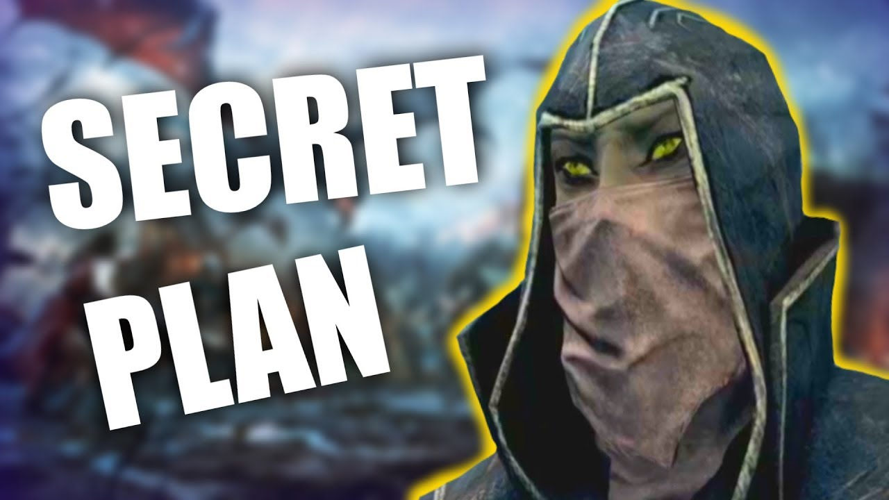 Skyrim - The SECRET Plan of the Thalmor? - Elder Scrolls Lore