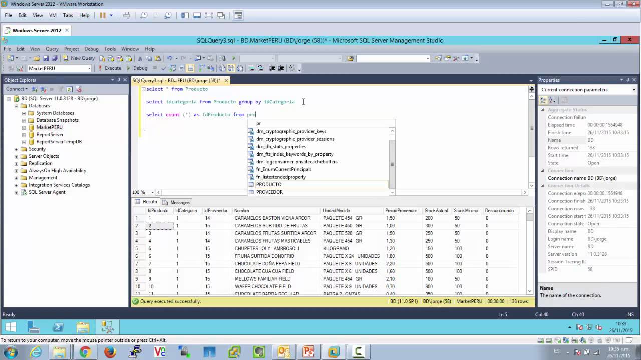 how to find the count in sql