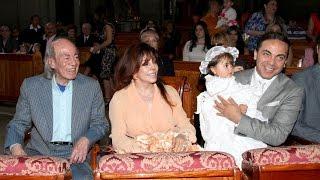 ¡Primicia! Verónica Castro pudo disfrutar del bautizo de su nieta Rafaella thumbnail