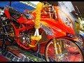Terbaru..!! Modif Ninja RR Contest Street Racing Thailook Full Variasi
