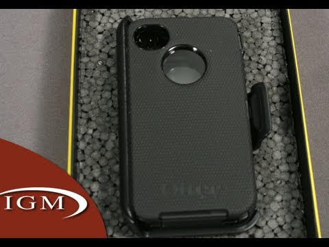 Otterbox Defender for iPhone 4/4S + Update (Review)