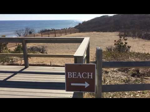 Review of new Nauset Light Beach path