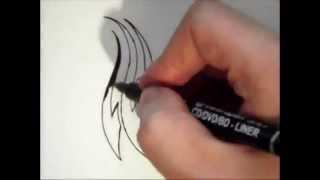Как рисовать узоры тату(Видео. Как рисовать узоры тату - iskusstvo-tattoo.ru., 2014-12-17T23:14:02.000Z)
