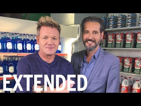 Gordon Ramsay Talks Upbringing, His Fans | EXTENDED