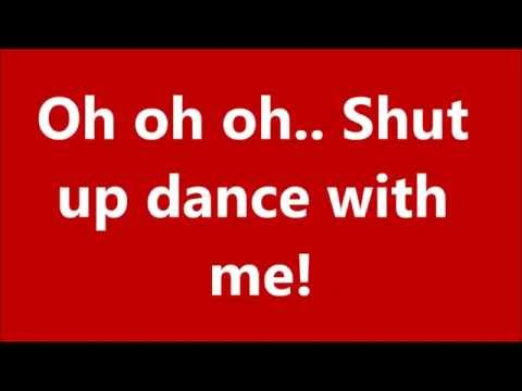 Walk the Moon - Shut Up & Dance (Lyrics)