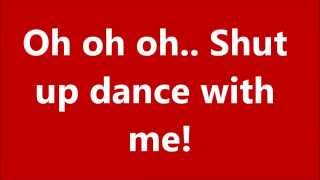 shut up and dance with me song mp3 free download