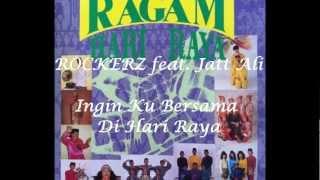 Video ROCKERZ feat. Jatt Ali ~ Ingin Ku Bersama Di Hari Raya download MP3, 3GP, MP4, WEBM, AVI, FLV Juni 2018
