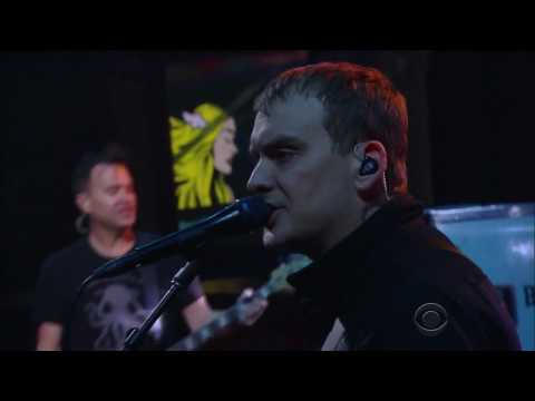 blink-182 - Bored to Death @ The Late Show with Stephen Colbert - 11.07.2016