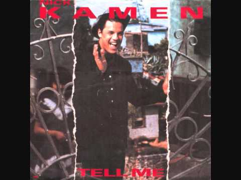 NICK KAMEN - tell me (Extended Mix) 1988 CD