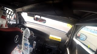 Dunlop Msa Btcc - Donington Park Pole Position Lap With Jason Plato