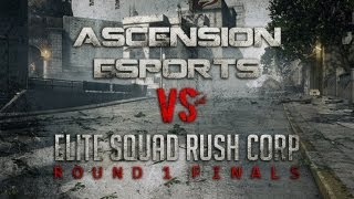 ASC: flatLine v Elite Squad Rush Corps ESGN SQ Rush season 2 finals round 1 Highlights