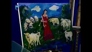 Уроки рисования (№ 147). Рисуем картину