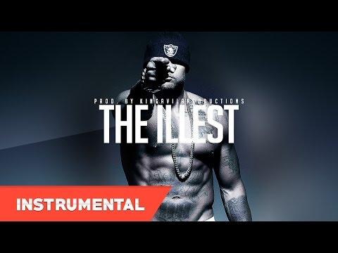 TRAP RAP BEAT - Futuristic Sick Trap Instrumental - The Illest (Prod. KingAvilaProductions)