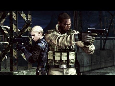 Resident Evil 5™ Desperate Escape Walkthrough (Sub Español) Cooperativo Profesional HD