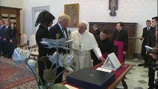 Phóng sự đặc biệt về cuộc gặp  gỡ giữa Đức Thánh Cha và tổng thống Hoa Kỳ