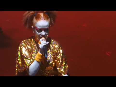 Garbage  Temptation Waits  in London 15092018