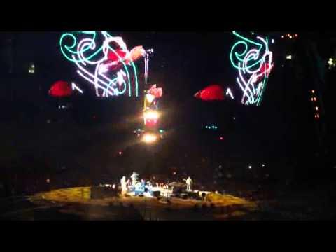 U2 - One Tree Hill - Live At Mt Smart Stadium Auckland New Zealand - 25/11/2010