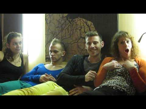 AFROLATIN CONNECTION, personal interview by Bea in SENSUAL DANCE FESTIVAL 2013, Madrid