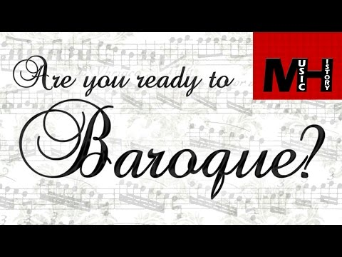 Are You Ready To Baroque? [MH]