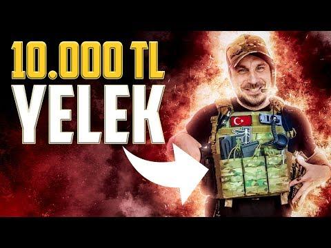 10.000 TL KOMANDO YELEĞİ