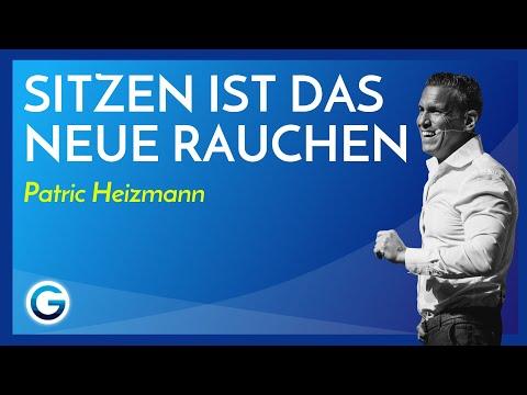 Sitzen ist das neue Rauchen // Patric Heizmann