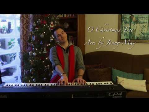 O Christmas Tree - Jazz Piano by Jonny May