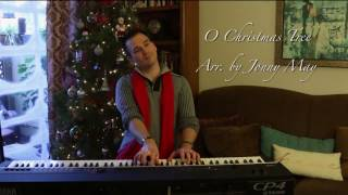 O Christmas Tree - Jazz Piano by Jonny May