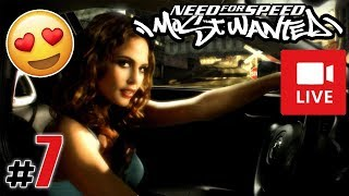 "[Archiwum] Live - NEED FOR SPEED: Most Wanted 2005! (3) - [2/3] - ""Mia chce na plażę"""